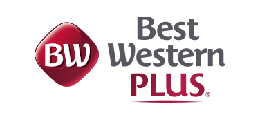 Plus vector logo. Best western