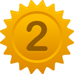 Png 2 icon. Number pretty office iconset