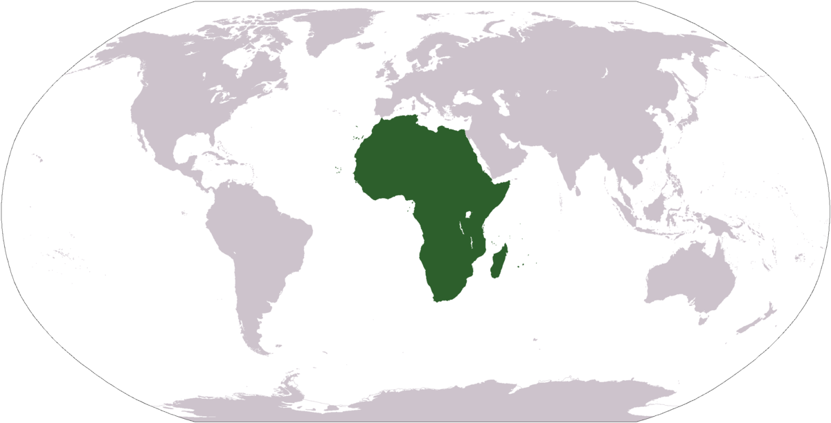 Png africa. Geography of wikipedia