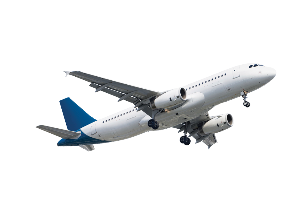 Png air. Commercial airline product display