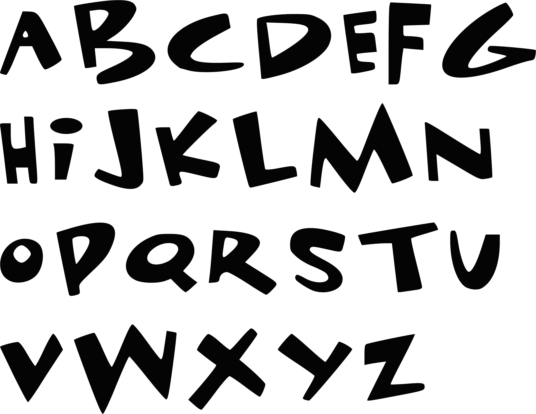 Png alphabet icons. Cartoon free and downloads