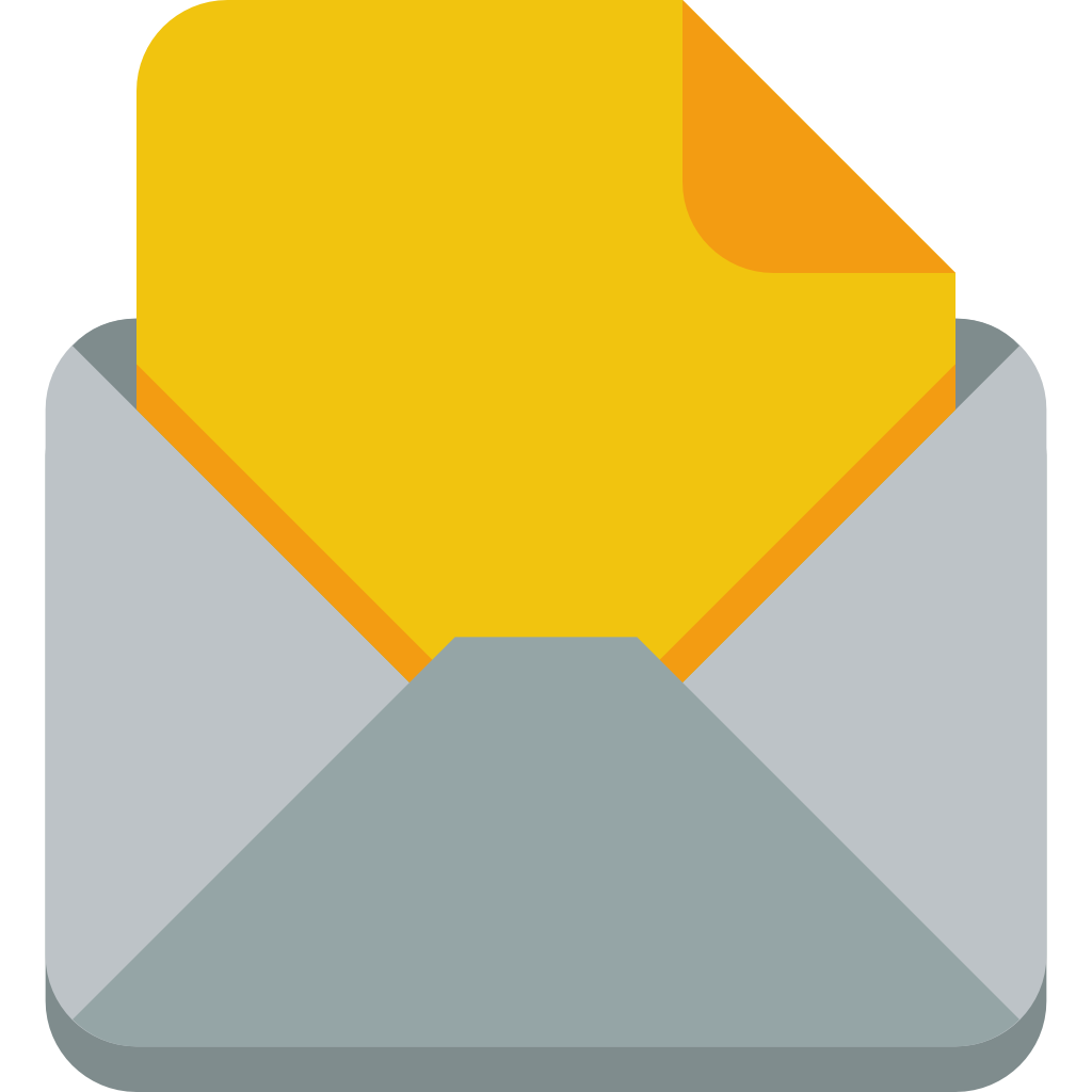 Icon letter png