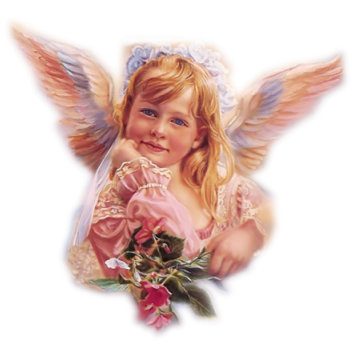 Png angels. Touching hearts children tube