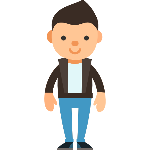 Cartoon people png. Boy free icons icon