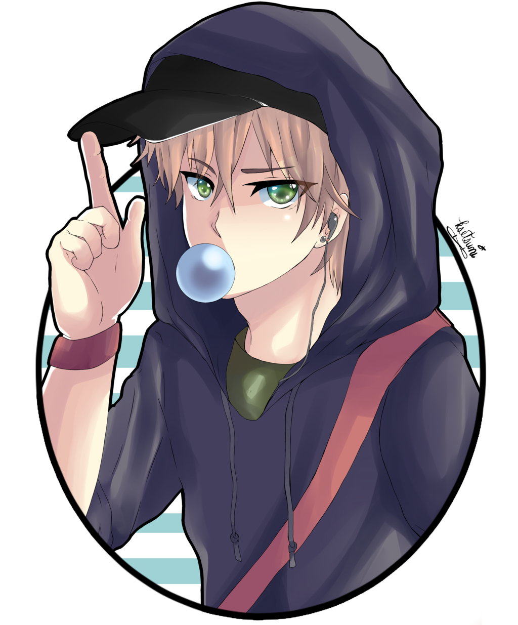 Png anime boy. Cut out transparentpng