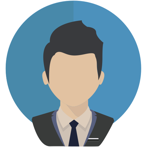 Png avatar. Flat icon and vector