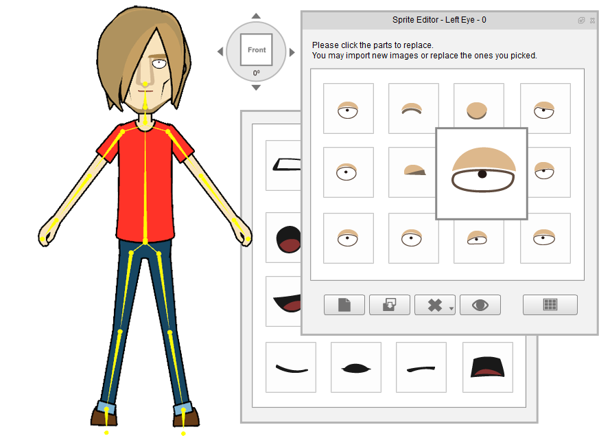 Png avatar maker. Character creator clipart images