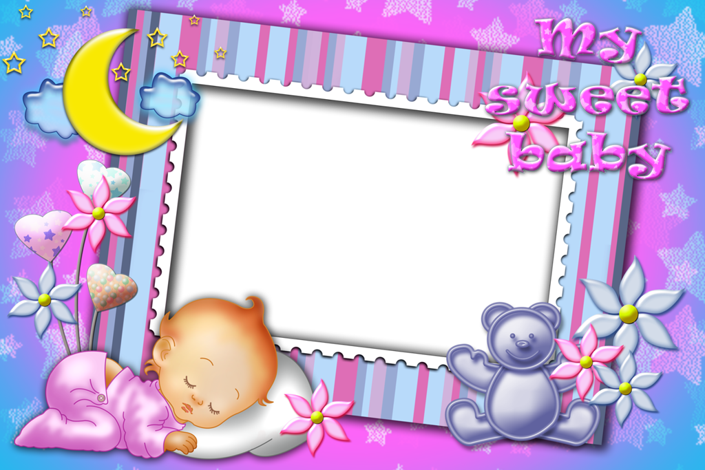 Png baby frames. My sweet transparent photo