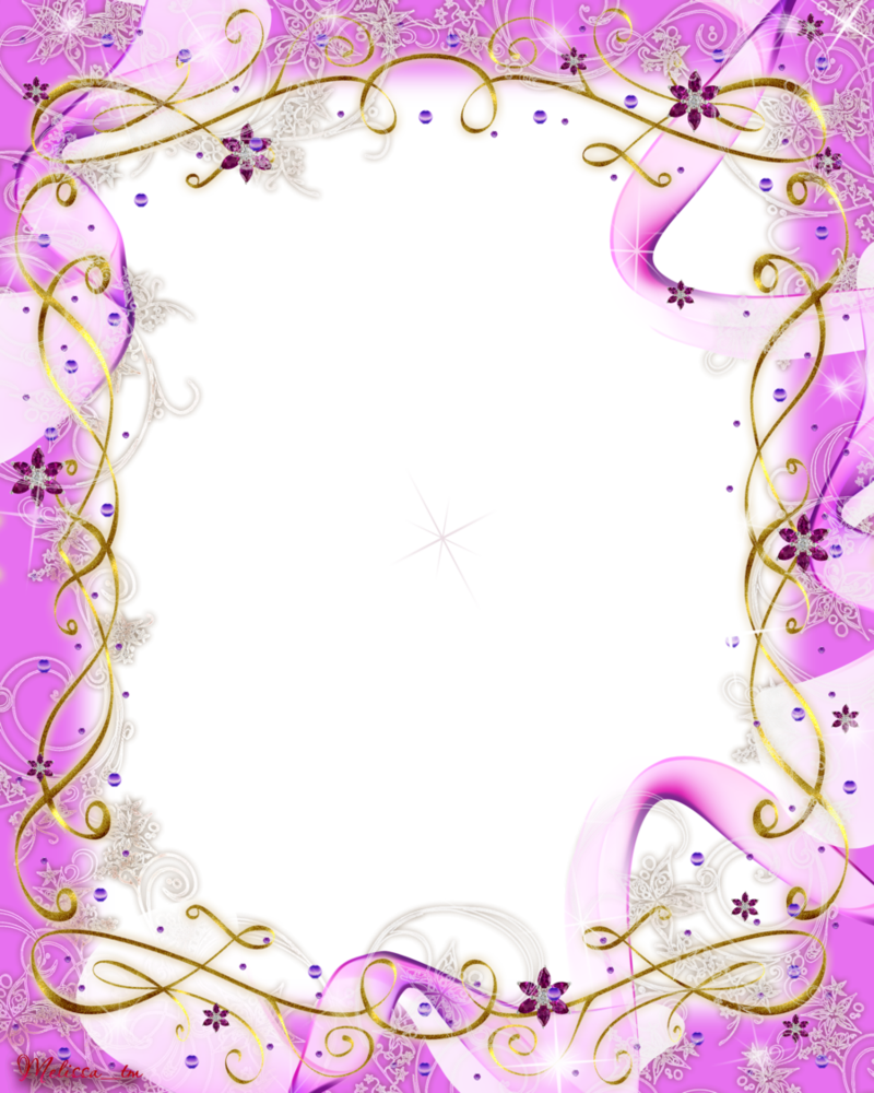 Png baby frames. Frame pink baw and