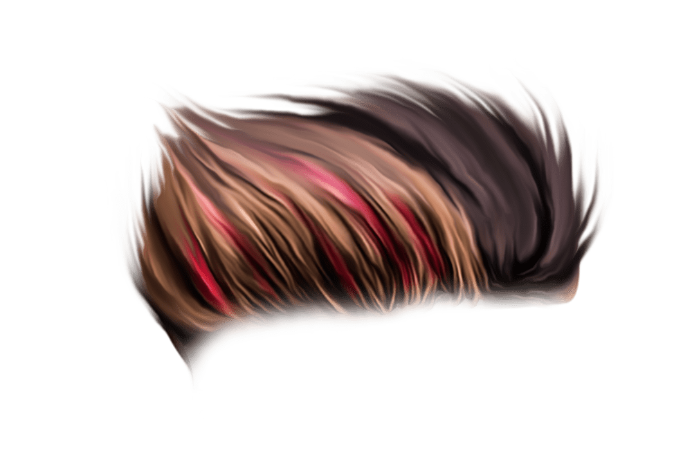 Sr editing zone hair. Png image download clip art freeuse library