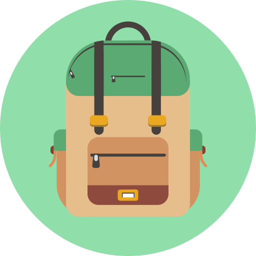 Png backpack icon. Icons for free organized