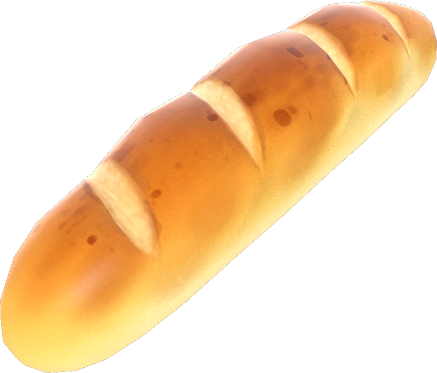 Png baguette. Image bread team fortress