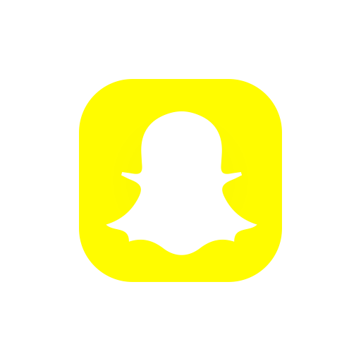 Snapchat icon ico . Png black background banner library library