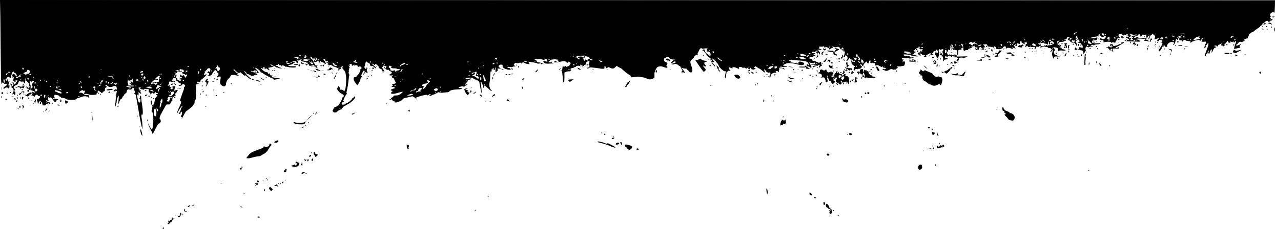 Grunge vector png. Border transparent onlygfx