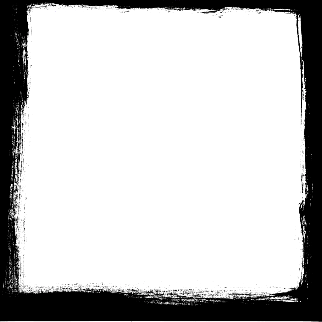 square picture frame png
