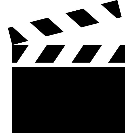 Movie png icon. Clapperboard clapper cinema movies