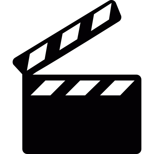 Movie png icon. Film cinema director size