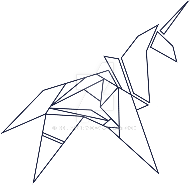 Png blade runner logo. Unicorn by kellypony on