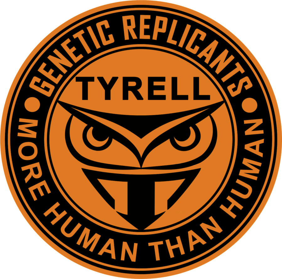 Png blade runner logo. Tyrell corporation by viperaviator
