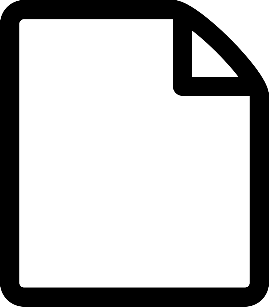 Blank icon png