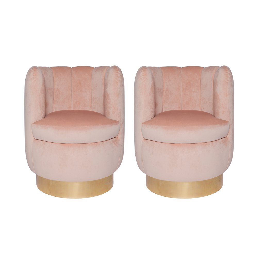 Png blush. Pair of french pink