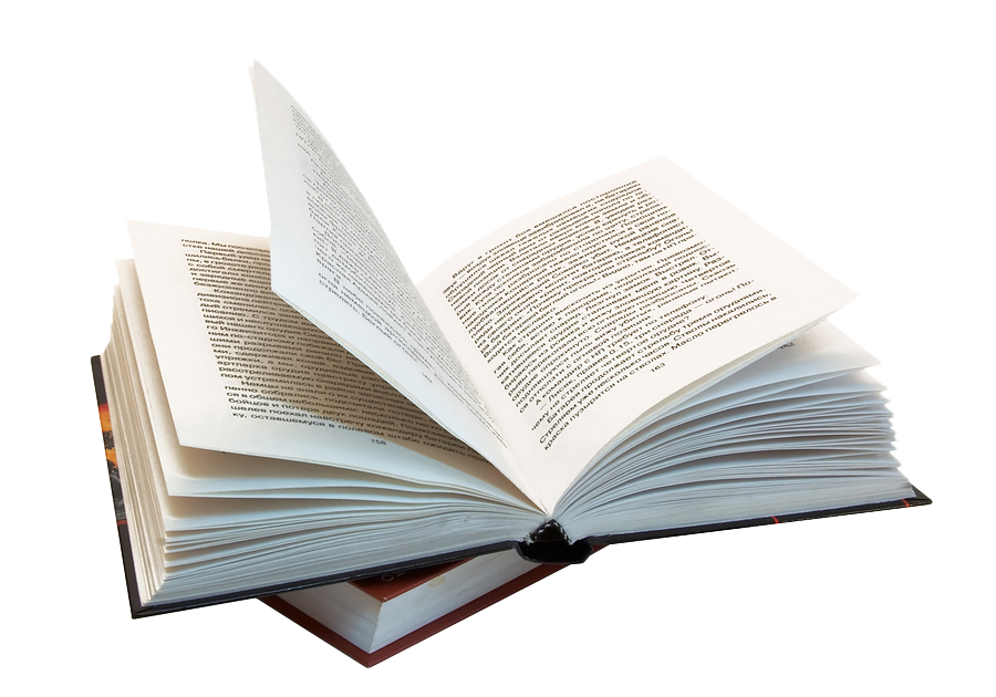 Png book. Transparent free images only