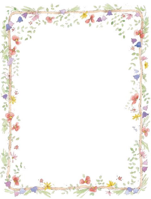 Png borders. Flowers download free images