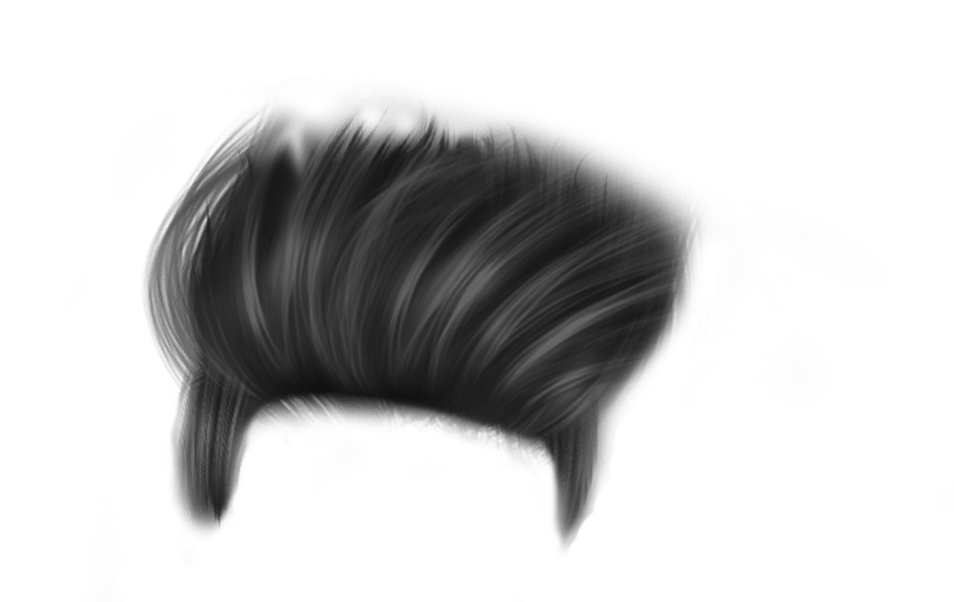 Hair png images. New zip file download