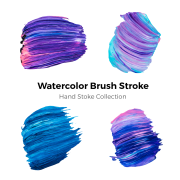 Png brush strokes. Paint stroke vectors psd