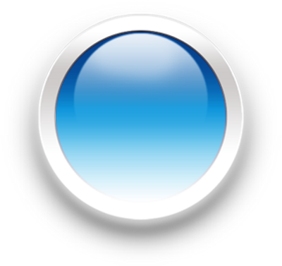 Png buttons for website. Blue circle psd