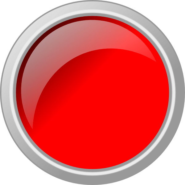 Png buttons no border. Empty red button with