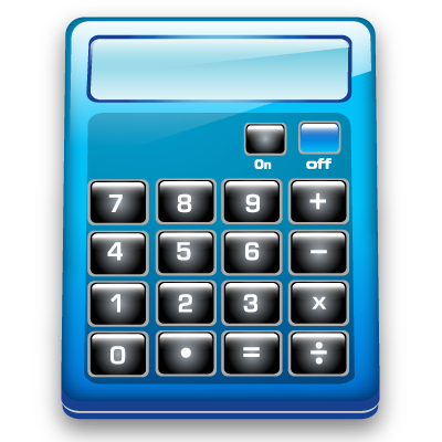 Png calculator. Sigma by iconshock icon
