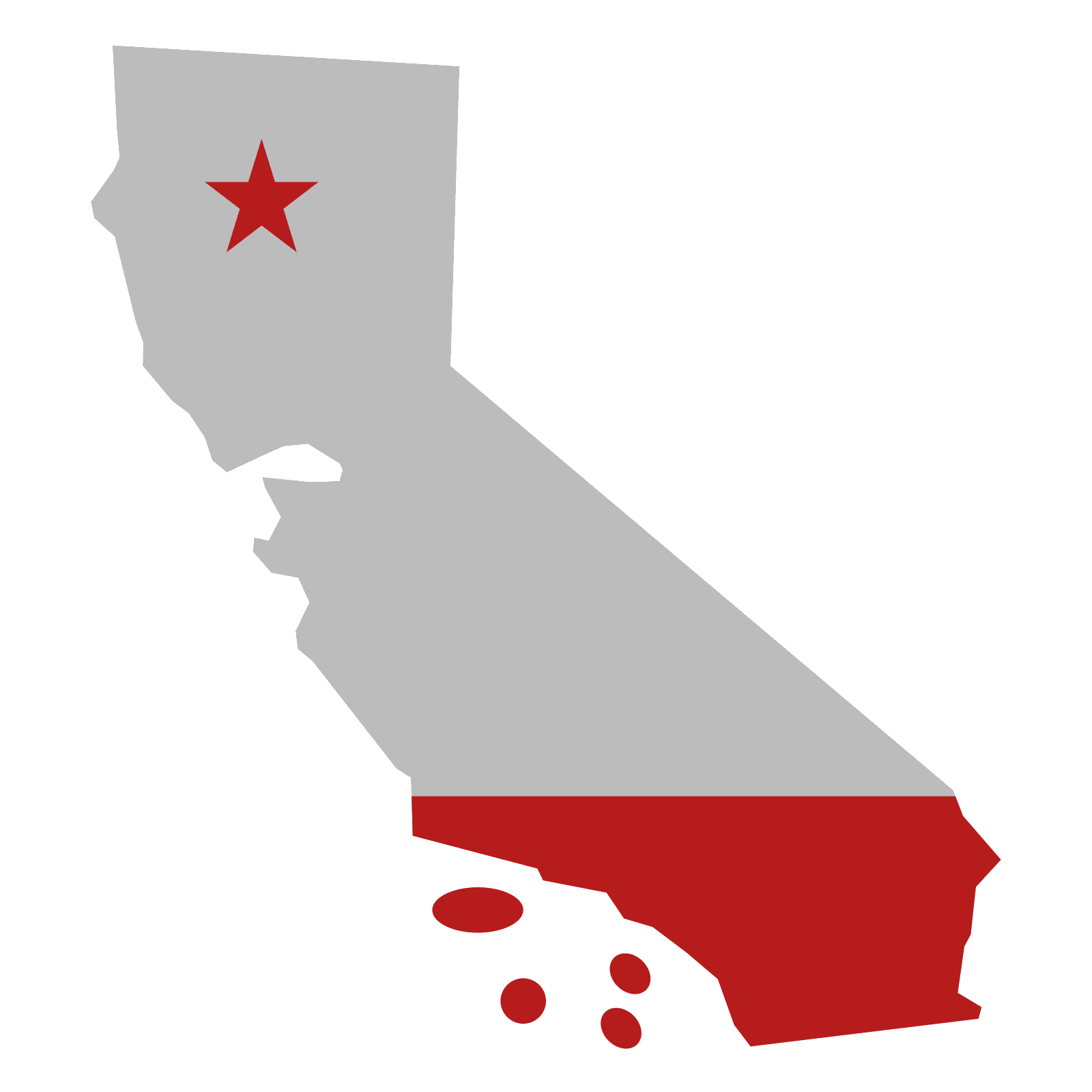 Png california. Icon