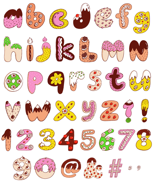 Png candy alphabet. Buy sweet and enjoy