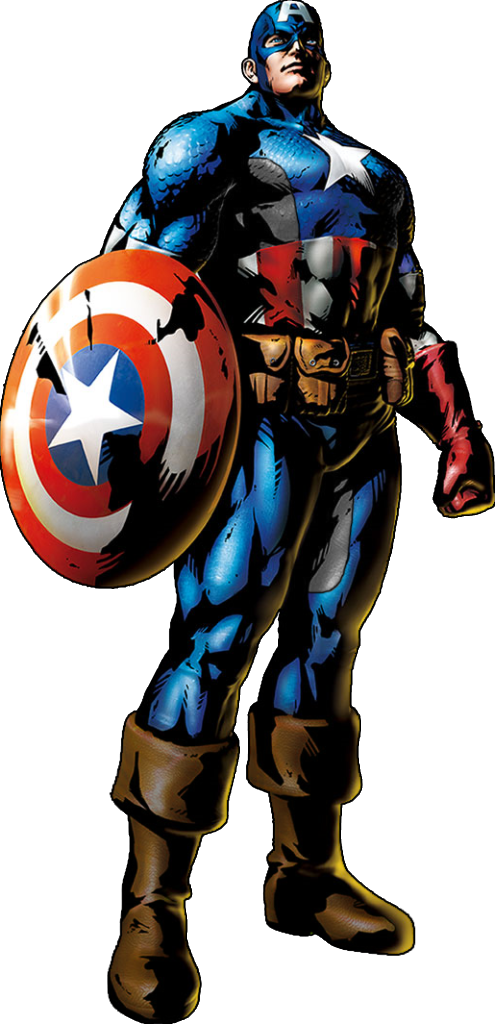 Png captain america. Image ultimate profile deadliest