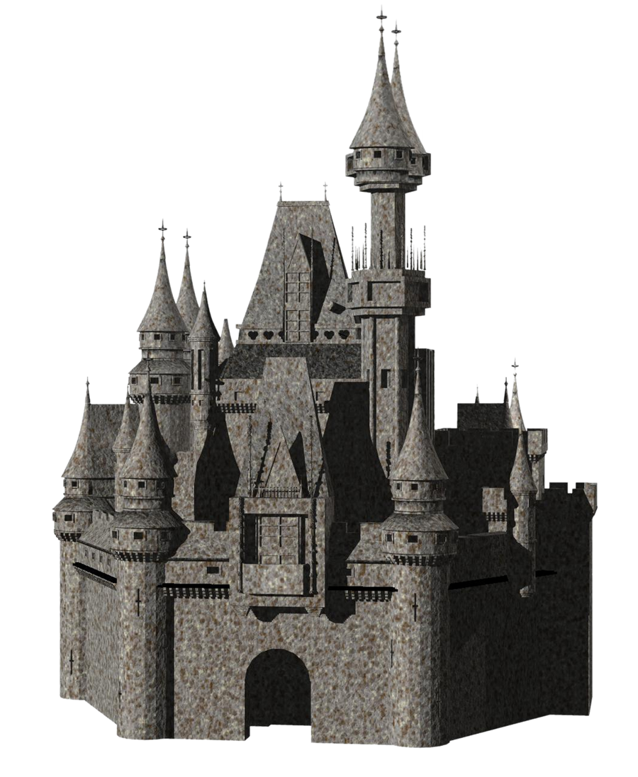 Png castle. Clipart free icons and