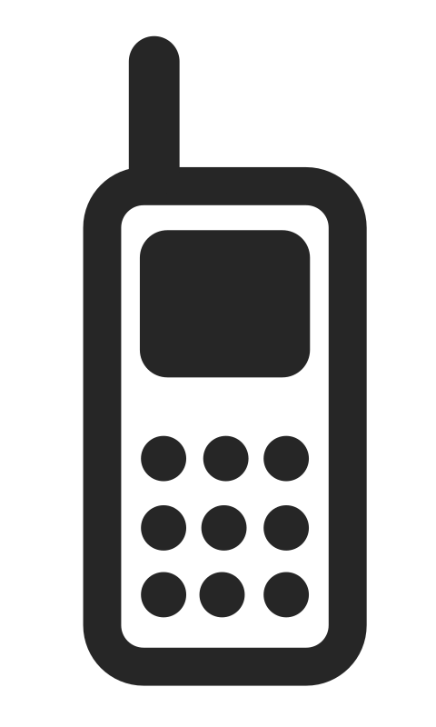 Png cellphone. Mobile phone by svm