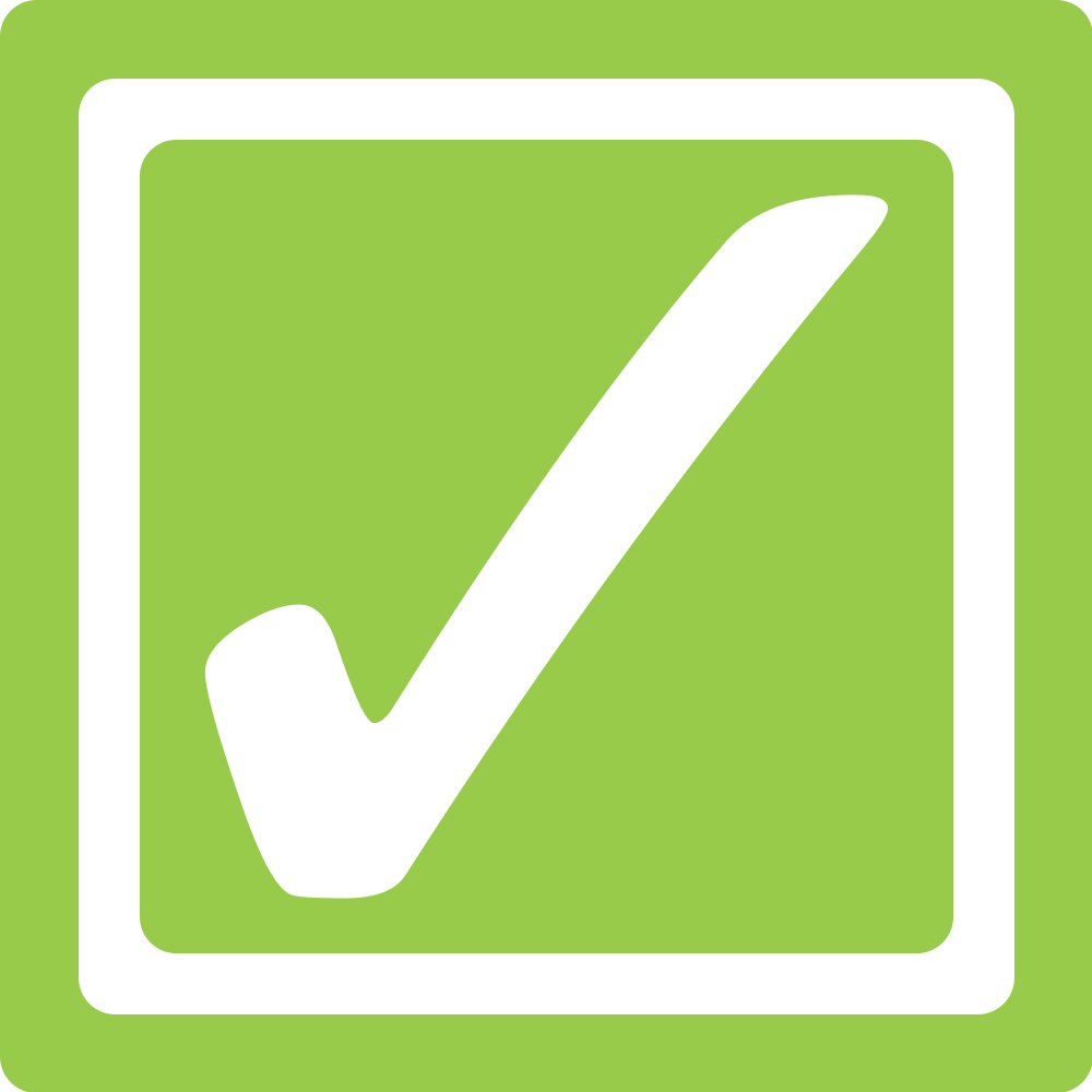 Png checkbox. File lime checked svg