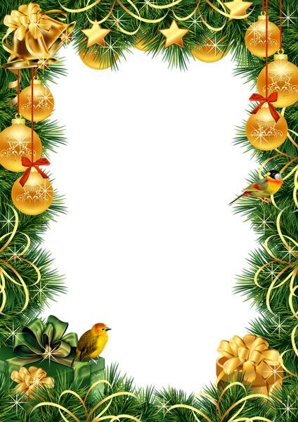 Png christmas borders. K transparent photo frame