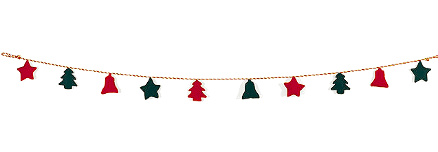 Xmas Garland Transparent Png Clipart Free Download Ya Webdesign
