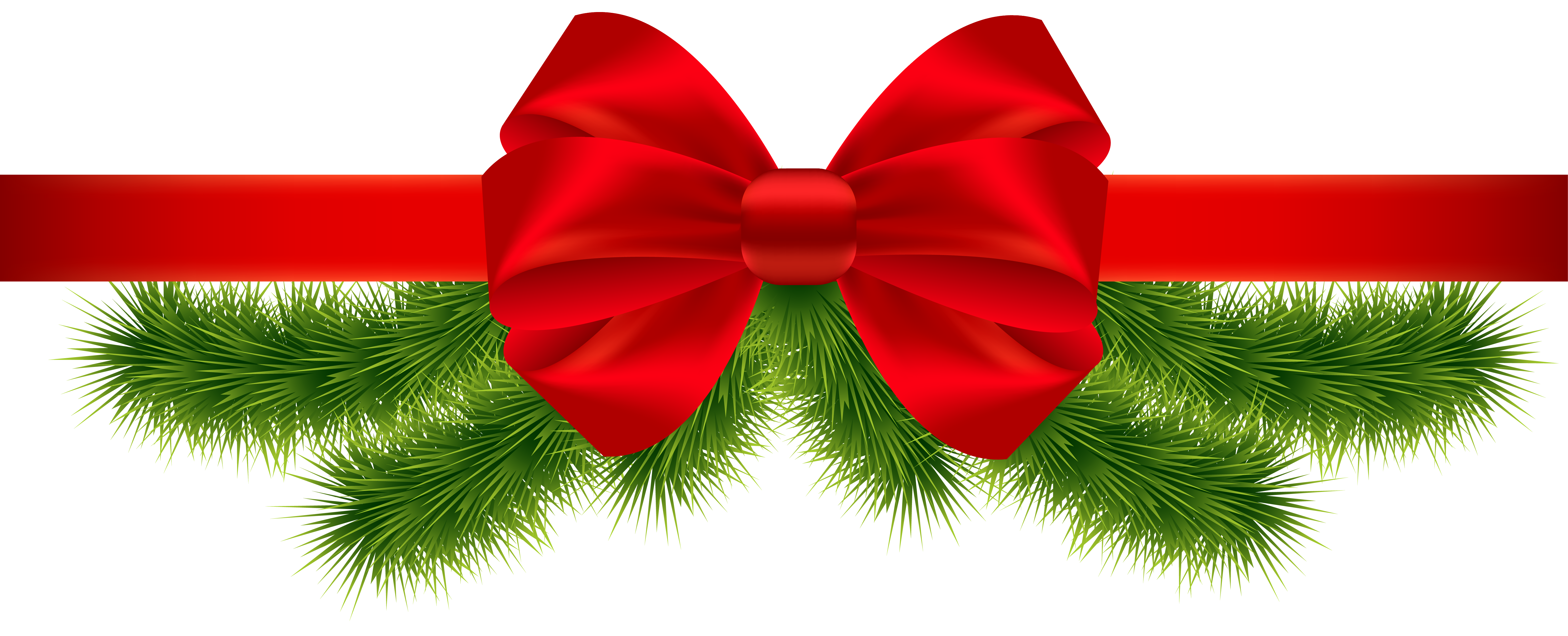 Holiday ribbon png. Christmas transparent images all