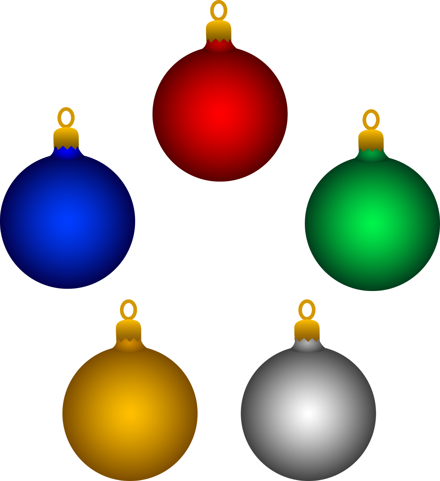 Png christmas tree with ornaments. Lights clipart at getdrawings