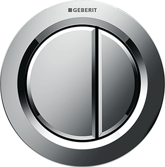 Png chrome button. Geberit flush plates and