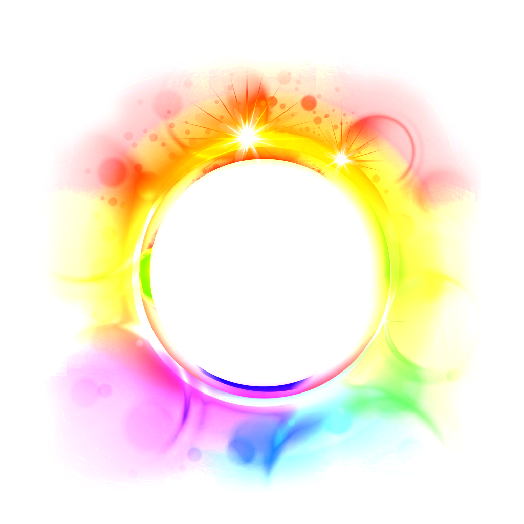 Png circle effects. Fotoxonic circles for picture