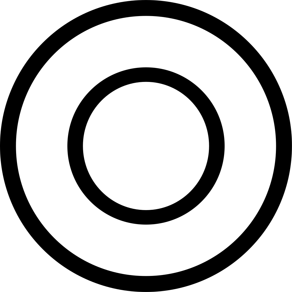 Two svg icon free. Circles png picture freeuse stock