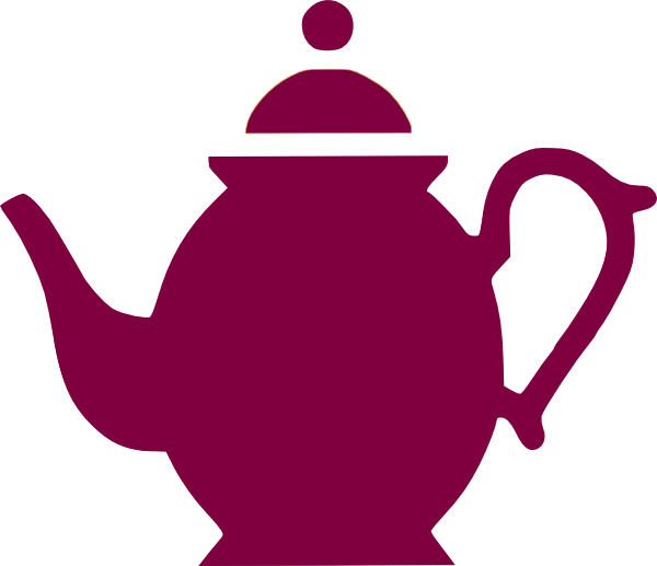 Png clip art of tea and teapot. Pouring magenta at clker