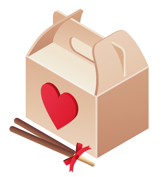 Png clipart dinner. Valentine box gallery yopriceville