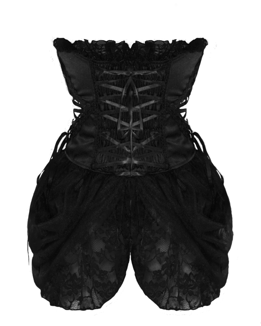 Dress png. By camelfobia on deviantart jpg black and white stock