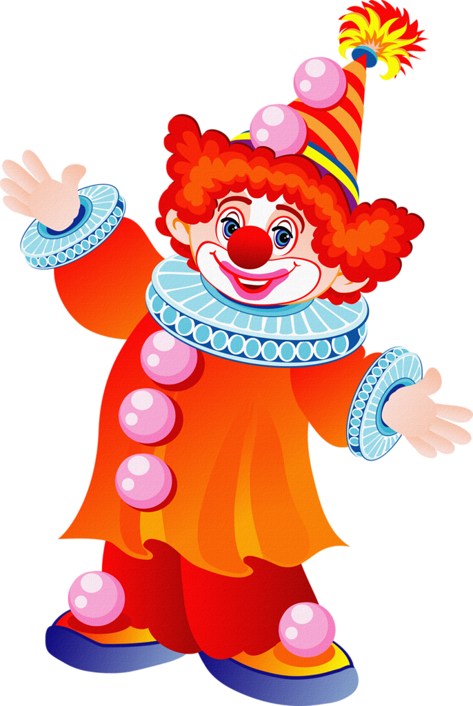 Png images. Clown clipart clip art black and white library