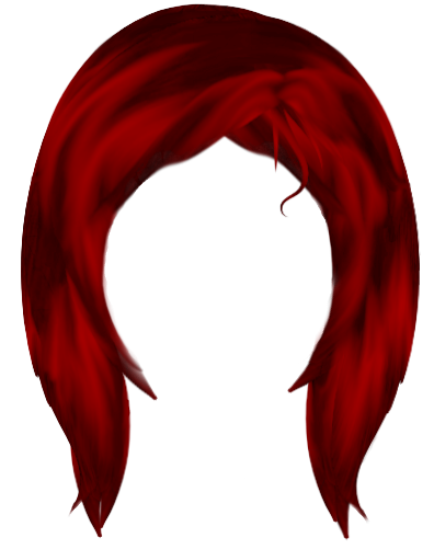 Png clown hair. Collection of red